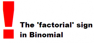 factorial-sign-binomial