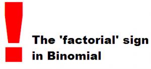 factorial-sign-binomial