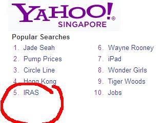 IRAS-Yahoo
