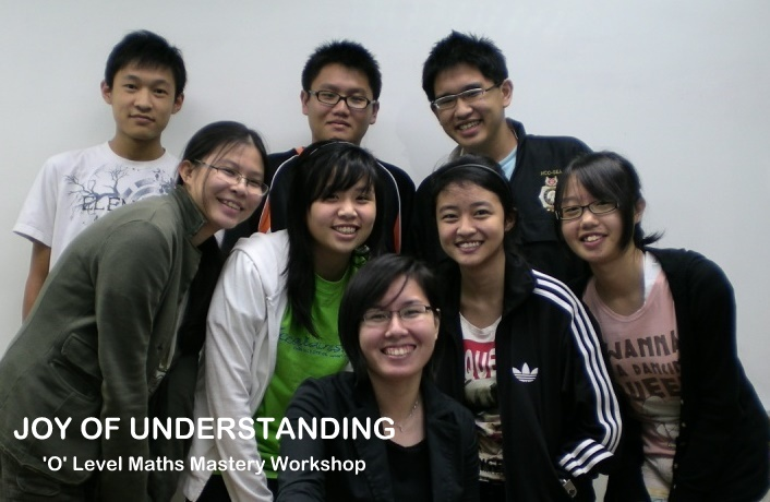 O-Level Maths Mastery Workshop
