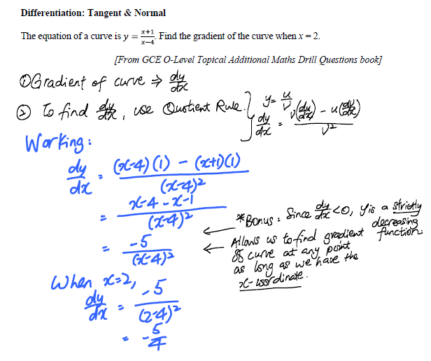 A Maths Tutor