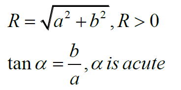 R-formula Trigonometry